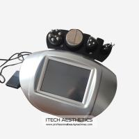 Buy cheap 650nm Laser Ultrasonic Cavitation RF Slimming Machine With 5 Handpices from wholesalers
