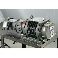 Buy cheap Mechanical Coating Use Booster Vacuum Pump , 70 L/s BSJ70L Roots Blower Vacuum Pump product