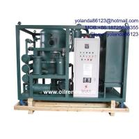 Buy cheap High Vacuum Oil Dehydration Plant, Oil Degassing, Oil Dehyrating System for Transformer Oil from wholesalers
