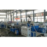 Buy cheap 380v / 3p / 50hz WPC Board Production Line For Seashore Damp-Proof Board from wholesalers