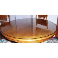 Buy cheap Modern Appearance and No Folded round glass table top from wholesalers