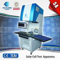Buy cheap How much price for your Solar Cell Test Apparatus/solar cell check machine/solar panels from wholesalers