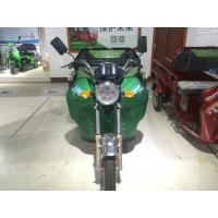 Buy cheap High Speed 48V 500W Electric Cargo / Passenger Tricycle 26km/H from wholesalers