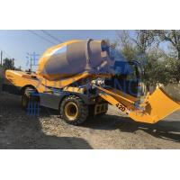 Buy cheap 4.2m3 Self Loading Cement Mixer from wholesalers