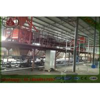 China Waterproof Mgo Wall Panel Roll Forming Machinery Lightweight Wall Panel Machine on sale