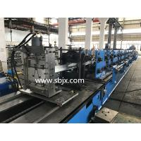 Buy cheap High Speed Hat Roll Forming Machine / Roll Forming Equipment For Solar Stands product