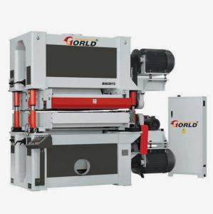 Buy cheap 2-head 2-side calibrating sander, BSG2616R product