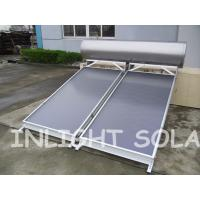 Buy cheap Stainless Steel Integrated Flat Plate Solar Water Heater 300L Direct Plug Connection Type from wholesalers