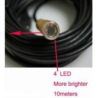 """Buy cheap 1/6"""" VGA COMS 5M Waterproof Wire USB Endoscope Pipe Inspection Camera with 4 Led product"""