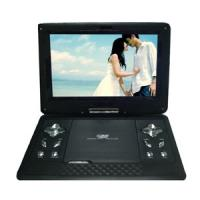 Buy cheap Portable DVD Player of 10 Inch LCD Screen with TV / Games / Radio OEM order product