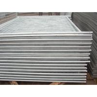 Buy cheap Temporary Security Construction Fence Panels for Sale from wholesalers