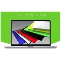 Cabinet Rigid Colored Expanded PVC Foam Board High Density Fire Retardant