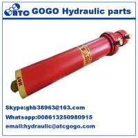 Buy cheap Multi Stage Metallurgy Hydraulic Oil Cylinder Foot Mounting Long Stroke , Telescopic from wholesalers