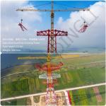 Buy cheap 4 Legged Steel Pole Tower Supplier Tv Satellite Tubular Steel Four Legs Lattice Tower from wholesalers
