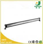 Buy cheap 288w led light bars Epistar car led light bar 12v JX8801-288W from wholesalers