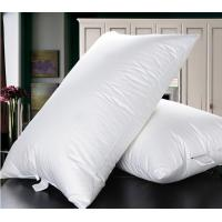 Buy cheap Duck Down and Feather Pillow Insert , Feather Down Pillows for Hotel or Home from wholesalers