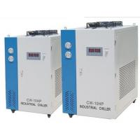 Buy cheap Air Cooled Packaged Chiller / Air Cooled Screw Chiller For Injection Moulding Machine from wholesalers