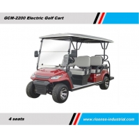 Buy cheap Battery operated golf trolley with four wheels/ Mini electric golf trolley hot sales to Turkey from wholesalers