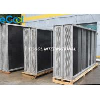 Buy cheap AHU Cooling Coil , Air Conditioner Stainless Steel Fin and Tube Heat Exchanger from wholesalers