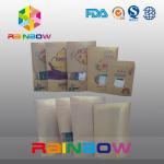 Buy cheap Custom Printing Paper Snack Bag Packaging , Food Grade Snack Doupack With Ziplock from wholesalers