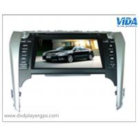 Buy cheap Android car DVD Multi-touch Screen with 3G Wifi Car DVD Player GPS for TOYOTA Camry 2012 from wholesalers