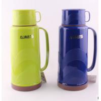 Buy cheap Stylish new-green-blue bottle Thermos 1.8L bottle Vacuum flasks from wholesalers