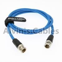 Buy cheap Neutrik BNC Male To Male Cable , HD SDI Coaxial Cable For 4K Video Camera from wholesalers