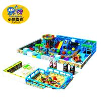 Factory direct sales commercial kids soft indoor playground equipment