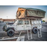 Buy cheap Green And Beige Off Road Roof Top Tent 310*190*130CM Unfolding Size product