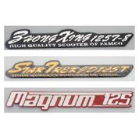 Buy cheap Metal Emblems & Stickers from wholesalers