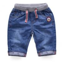 Buy cheap Children's clothing bear boys baby jeans children trousers new kid jeans from wholesalers