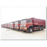 Buy cheap golden prince / SWZ10 dumper truck 290hp for clayey samd in wet site from wholesalers