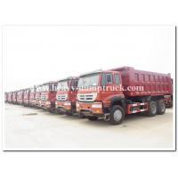 golden prince / SWZ10 dumper truck 290hp for clayey samd in wet site