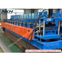 Buy cheap Cassette Types Purlin Roll Forming Machine Quick Change Design 12 Months Warranty from wholesalers