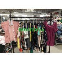 Buy cheap Popular Used Womens Clothing South Korea Style Ladies Cotton Blouses For Summer from wholesalers