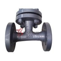 Buy cheap Industrial T Type Filter ANSI CL150LB Vertical / Horizontal Installation from wholesalers