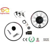 Beach Cruiser Electric Hub Motor Kit 26A Controller 83% Efficiency