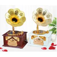 Buy cheap European style Vintage  phonograph craftwork Decoration from wholesalers