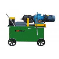 Hongli 40K Steel Rebar Thread Rolling Machine For Splicing 49 To 62 RPM