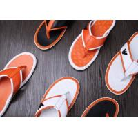 Buy cheap Sell New Hotest designer A-rmani mens fashion slippers Top grade flip-flops beach sandals from wholesalers