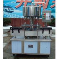 Buy cheap Rotary Vegetable Oil PET Bottle Filling Machine 3000BPH Stable performance from wholesalers
