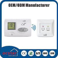 Wall Mounted Wired Digital Thermostat Non Programmable 24