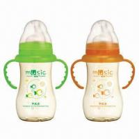 Buy cheap PES Wide Neck Sippy Cup with Capacity of 9 Ounces from wholesalers