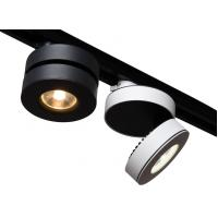 Buy cheap 2 Wire 3 Wire Commercial Modern Led Track Light  D 100 X H 70 Mm 15 watts 4000k from wholesalers