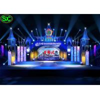 Buy cheap P4.81 Stage Led Screens Board , High Brightness Led Display Rental For Concert from wholesalers