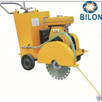 Buy cheap 3600RPM 9HP Diesel Floor Saw , High Speed Concrete Cutting Machine from wholesalers