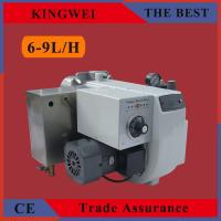 Buy cheap new products KV-10 waste mixed heavy oil burner&heater for spray booth from wholesalers