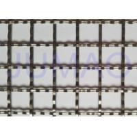 Buy cheap Storage Cabinet Screen Mesh , Polished Brass Decorative Mesh For Cabinet Doors product
