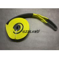 Buy cheap 100% Polyester Truck Snatch Strap Towing Heavy Duty Custom Pickup Truck from wholesalers