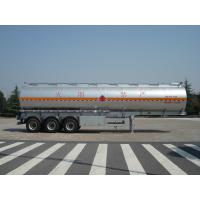 3x12T BPW Fuel Oil Tank Trailer